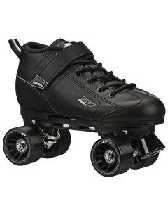 GTX 500 Adult Black Rink Skates