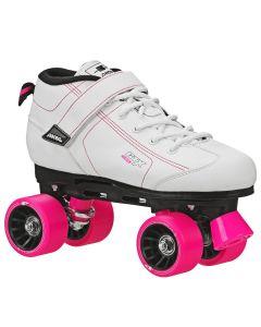 GTX 500 Adult White Rink Skates