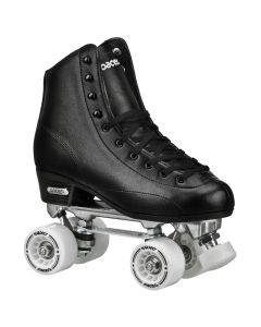 Mens Stratos Hightop Classic Roller Skates - Black