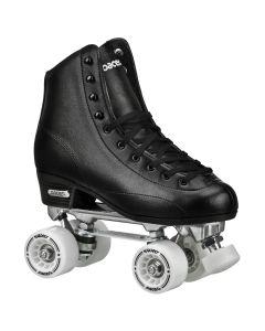 Mens Stratos Hightop Classic Roller Skates - Black