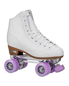 Womens Stratos Hightop Classic Roller Skates - White