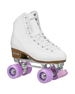 Womens Stratos Hightop Classic Roller Skates - White