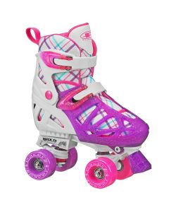 XT-70 Girls Size Adjustable Rink Skates