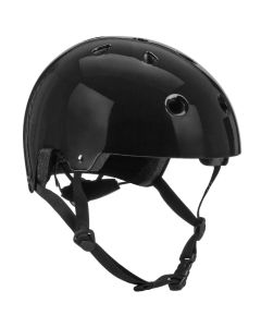 Boneshieldz Skate Helmet - Gloss Black