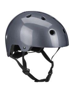 Boneshieldz Skate Helmet - Gunmetal Grey