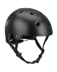 Boneshieldz Skate Helmet - Matte Black