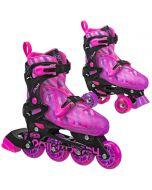 FLUX GIRLS INLINE/ROLLER COMBO SKATE
